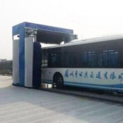 Gantry Type Bus Washing Machine