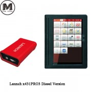 Launch X-431 PRO3 Diesel Version Auto Fault Diagnostic Device For Trucks and Buses