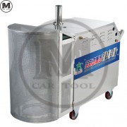 Liquefied Petroleum Gas Steam Car Wash Machine (LPG, 2 gunjets)