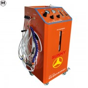 Automatic Brake Fluid Exchanger and Cleaner