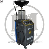 Engine Lubrication System Flushing  Machine
