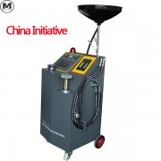 ASE-X2 full automatic touch screen engine lubrication oil changing & cleaning machine
