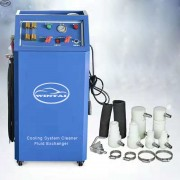 WX-800D Cooling System Flushing and Coolant Replacement Machine